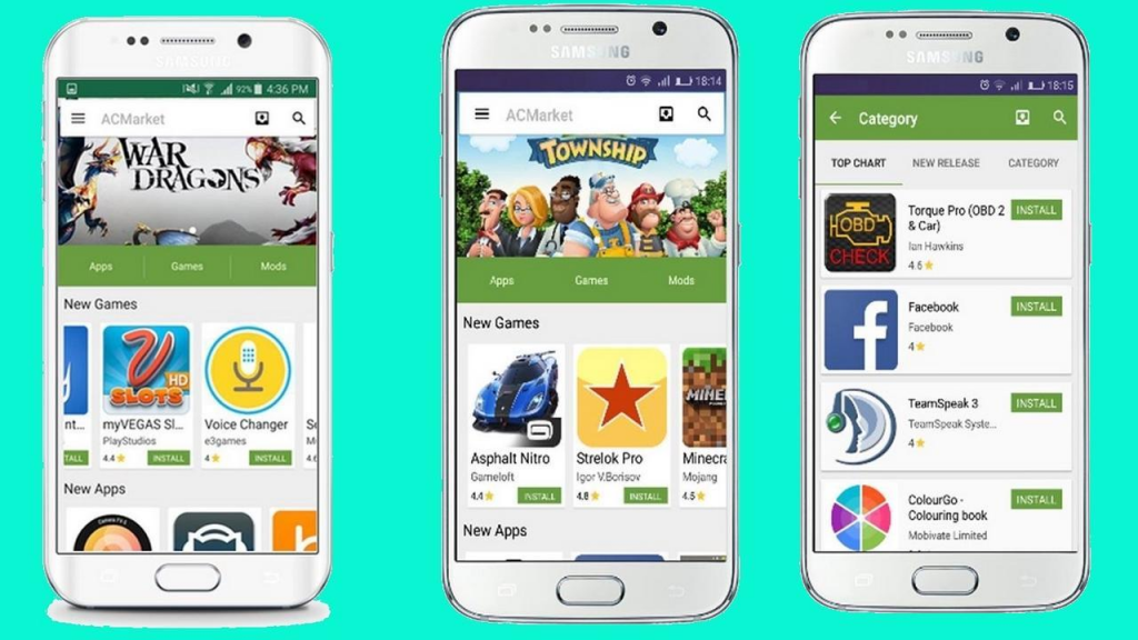 AC Market - Download Any Paid Android App or Game in Fastest